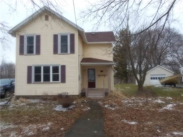 1022 George Street, Wheatland, NY 14511 (MLS #R1249409) :: BridgeView Real Estate Services