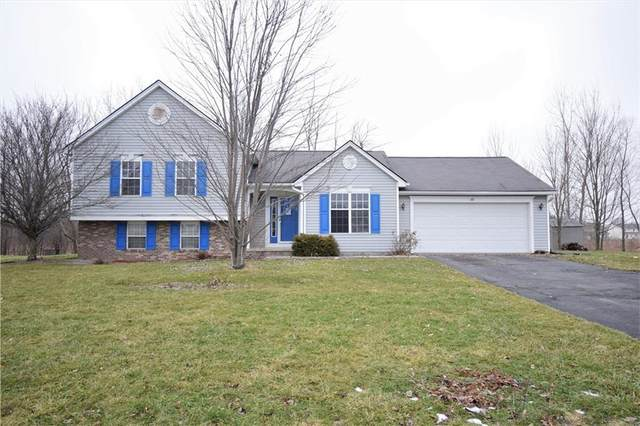 10 Eastview Commons Road, Gates, NY 14624 (MLS #R1249651) :: BridgeView Real Estate Services