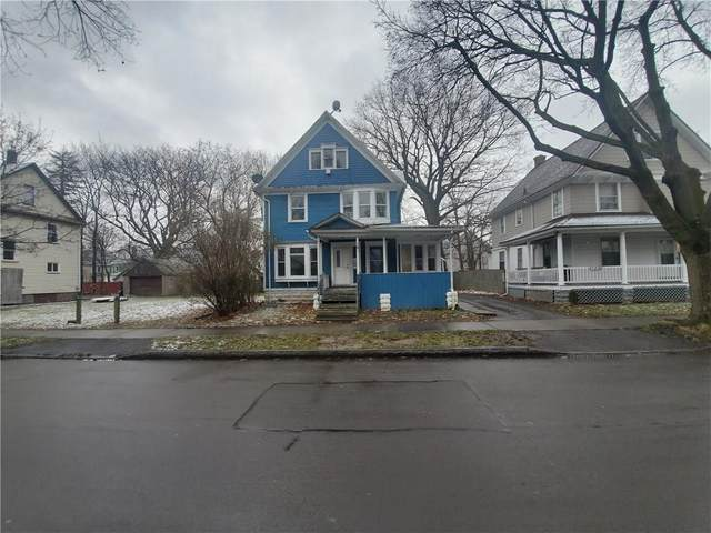 191 Melville Street, Rochester, NY 14609 (MLS #R1249752) :: Robert PiazzaPalotto Sold Team