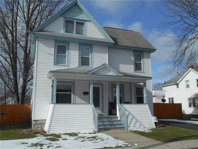 17 Mattie Street, Auburn, NY 13021 (MLS #R1249929) :: BridgeView Real Estate Services