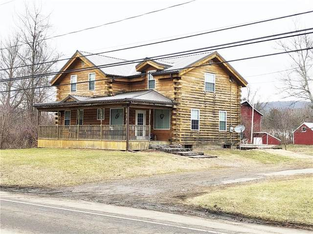 4952 Route 19 Road, Amity, NY 14813 (MLS #R1249996) :: Robert PiazzaPalotto Sold Team