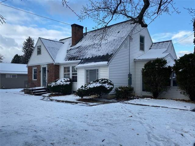 45 Van Campen Street, North Dansville, NY 14437 (MLS #R1250408) :: BridgeView Real Estate Services