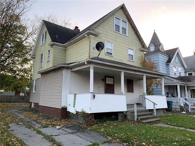 523 Lyell Avenue, Rochester, NY 14606 (MLS #R1250732) :: Robert PiazzaPalotto Sold Team