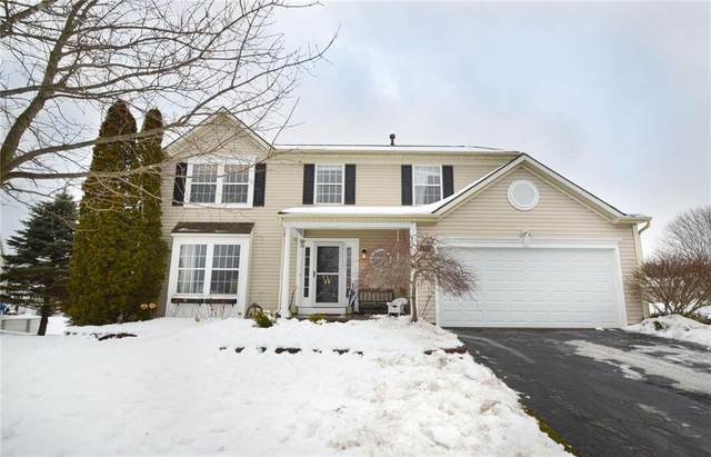 610 Smugglers Cove, Walworth, NY 14502 (MLS #R1250818) :: The CJ Lore Team | RE/MAX Hometown Choice