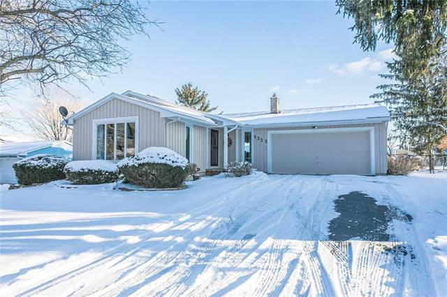 5323 Sunflower Drive, Canandaigua-Town, NY 14424 (MLS #R1250835) :: Robert PiazzaPalotto Sold Team