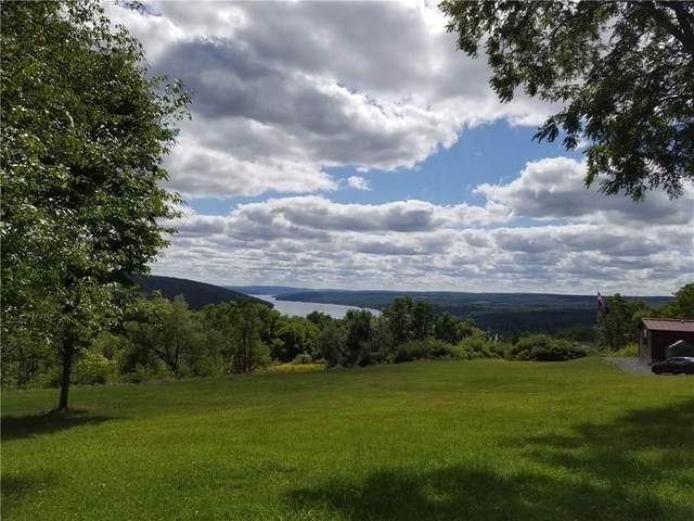 0 Esperanza Road Lot #7, Jerusalem, NY 14527 (MLS #R1250979) :: BridgeView Real Estate Services