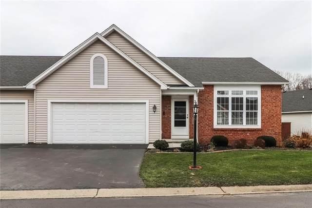 22 Lillian Lane Pvt, Greece, NY 14616 (MLS #R1250999) :: BridgeView Real Estate Services