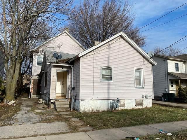 104 Davis Street, Rochester, NY 14605 (MLS #R1251115) :: The CJ Lore Team | RE/MAX Hometown Choice