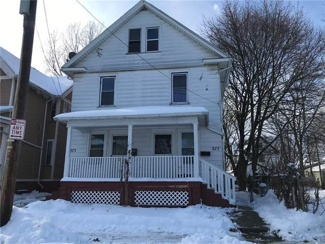 375 Murray St Street, Rochester, NY 14606 (MLS #R1251159) :: Robert PiazzaPalotto Sold Team
