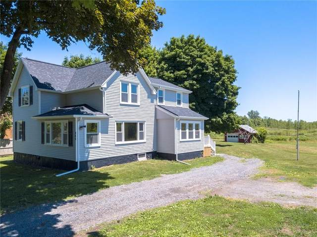 460 N Greece Road, Greece, NY 14468 (MLS #R1251183) :: Updegraff Group