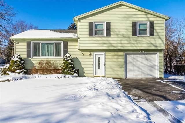 35 Ainsworth Lane, Gates, NY 14624 (MLS #R1251286) :: BridgeView Real Estate Services
