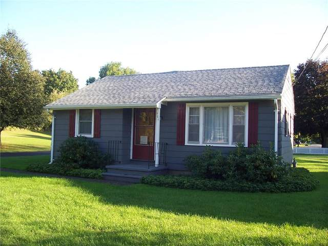101 Ossian Street, North Dansville, NY 14437 (MLS #R1251341) :: BridgeView Real Estate Services