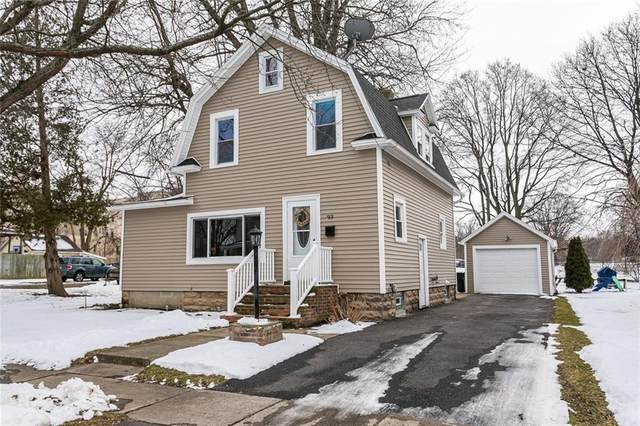 93 Atwell Street, Rochester, NY 14612 (MLS #R1251372) :: BridgeView Real Estate Services