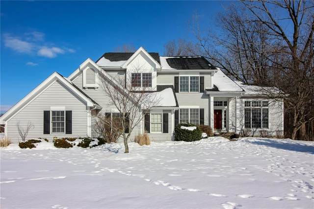 1 Saybrooke Drive, Penfield, NY 14526 (MLS #R1251435) :: The CJ Lore Team | RE/MAX Hometown Choice