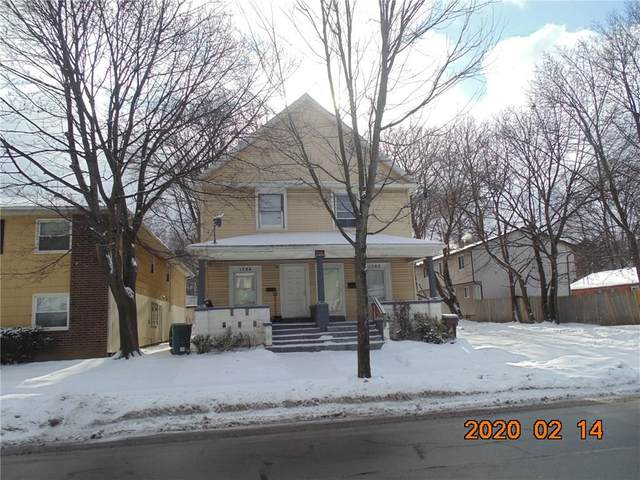 1702 Saint Paul Street, Rochester, NY 14621 (MLS #R1251491) :: BridgeView Real Estate Services