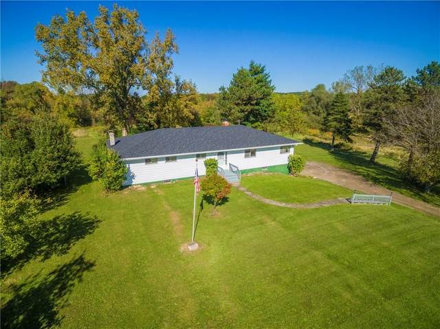 8632 State Route 5 & 20, West Bloomfield, NY 14469 (MLS #R1251530) :: BridgeView Real Estate Services