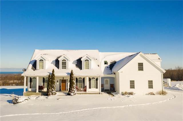 2308 Route 39 Highway, Sheridan, NY 14062 (MLS #R1251616) :: The Chip Hodgkins Team