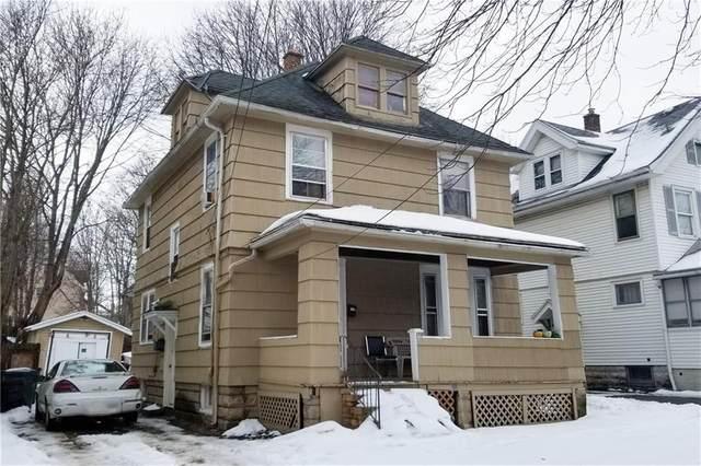31 Mona Street, Rochester, NY 14609 (MLS #R1251720) :: The CJ Lore Team | RE/MAX Hometown Choice