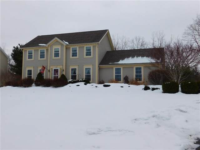 6465 Sunray Crest Drive, Victor, NY 14564 (MLS #R1251721) :: Robert PiazzaPalotto Sold Team