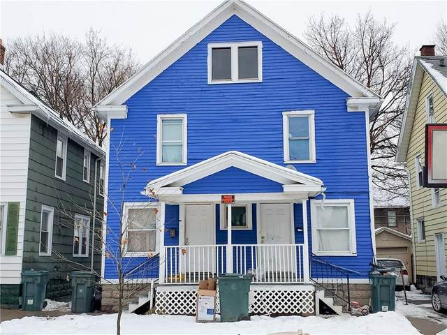 176 Roycroft Drive, Rochester, NY 14621 (MLS #R1251767) :: Updegraff Group