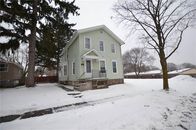 18 Kestrel Street, Rochester, NY 14613 (MLS #R1251891) :: Robert PiazzaPalotto Sold Team