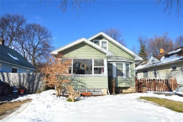 62 Surrey Road, Greece, NY 14616 (MLS #R1251904) :: BridgeView Real Estate Services
