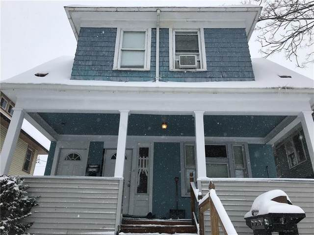 336 Melville Street, Rochester, NY 14609 (MLS #R1251918) :: Robert PiazzaPalotto Sold Team