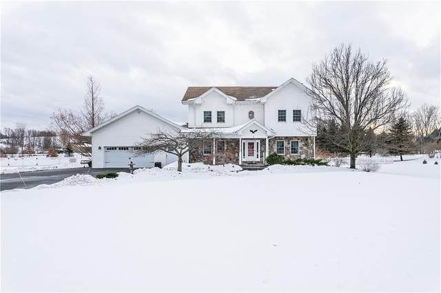 1 Eagles Nest Place, Penfield, NY 14526 (MLS #R1251938) :: The CJ Lore Team | RE/MAX Hometown Choice