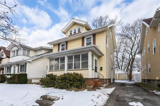 80 Hillendale Street, Rochester, NY 14619 (MLS #R1251970) :: BridgeView Real Estate Services