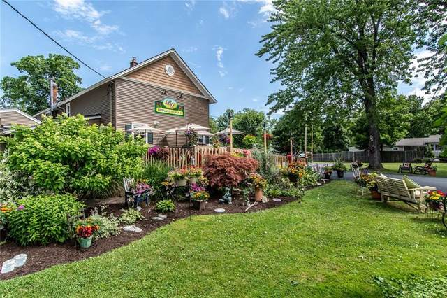 187 Long Pond Road, Greece, NY 14612 (MLS #R1251998) :: BridgeView Real Estate Services