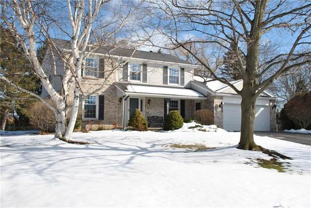 64 Woodsmoke Lane, Greece, NY 14612 (MLS #R1252019) :: BridgeView Real Estate Services