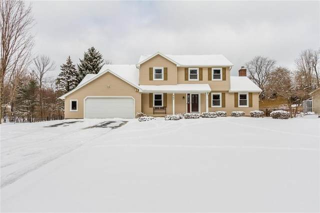 467 Sherborne Road, Webster, NY 14580 (MLS #R1252042) :: The CJ Lore Team | RE/MAX Hometown Choice