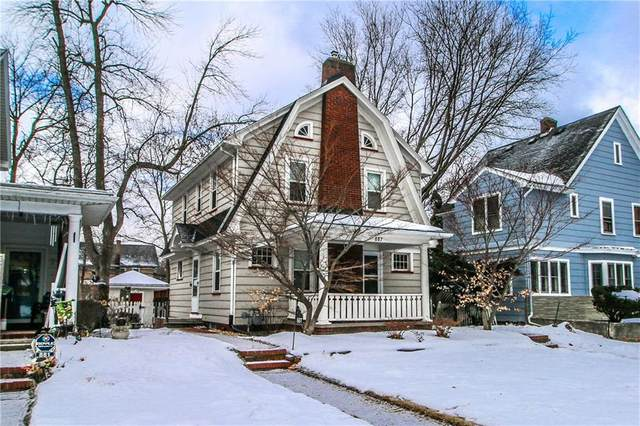 887 Genesee Park Boulevard, Rochester, NY 14619 (MLS #R1252124) :: BridgeView Real Estate Services