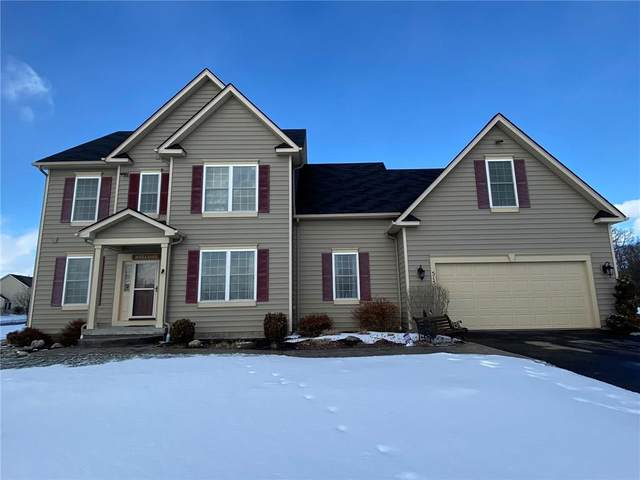 5156 Park Meadow Lane, Canandaigua-Town, NY 14424 (MLS #R1252212) :: 716 Realty Group
