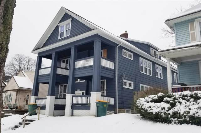 293 Rosewood, Rochester, NY 14609 (MLS #R1252403) :: Robert PiazzaPalotto Sold Team