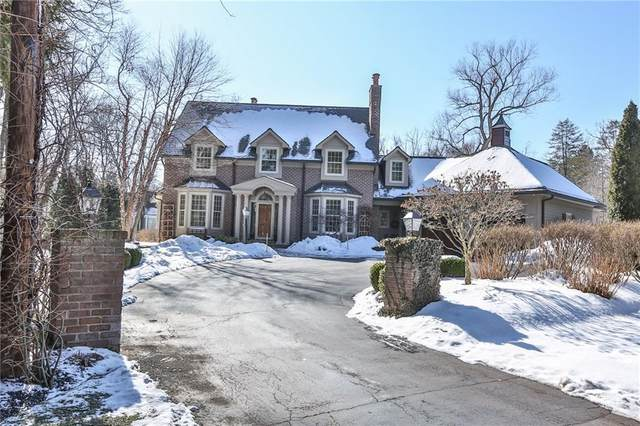 5 Miller Court Pvt, Pittsford, NY 14618 (MLS #R1252668) :: The CJ Lore Team | RE/MAX Hometown Choice