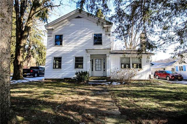 150 Williams Street, Randolph, NY 14772 (MLS #R1252690) :: BridgeView Real Estate Services