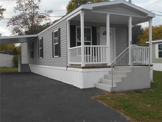 8301 W Ridge Road #19, Clarkson, NY 14420 (MLS #R1252889) :: BridgeView Real Estate Services