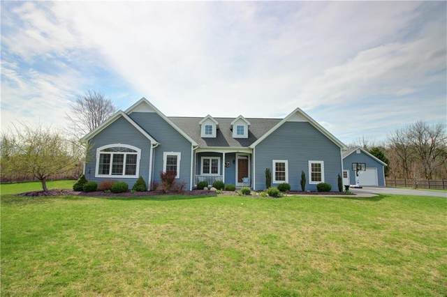 323 Silver Hill Road, Arcadia, NY 14513 (MLS #R1252897) :: Updegraff Group
