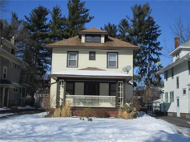 218 Roslyn Street, Rochester, NY 14619 (MLS #R1252913) :: Updegraff Group