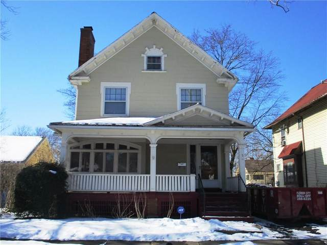 5 Lakeview Terrace, Rochester, NY 14613 (MLS #R1252930) :: Updegraff Group