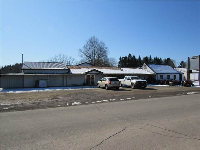 10 White Drive, Carroll, NY 14738 (MLS #R1252959) :: BridgeView Real Estate Services