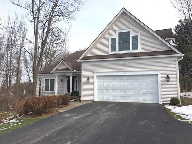 11 Nightingale Woods, Perinton, NY 14450 (MLS #R1252964) :: The CJ Lore Team | RE/MAX Hometown Choice