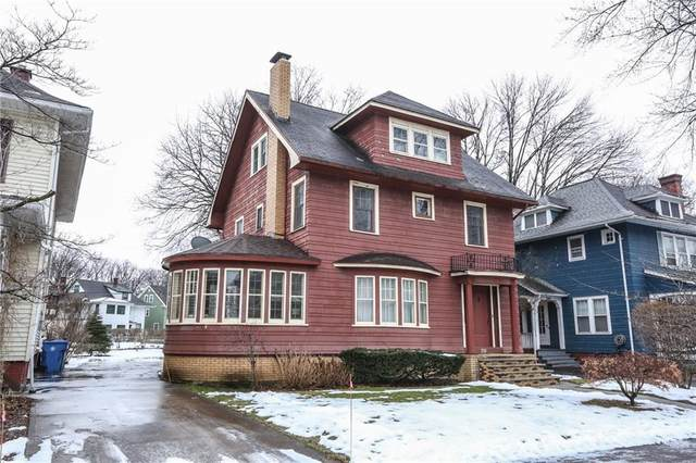 551 Harvard Street, Rochester, NY 14607 (MLS #R1252982) :: BridgeView Real Estate Services