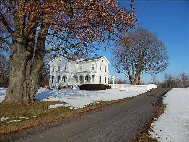 4048 State Route 14, Lyons, NY 14489 (MLS #R1253030) :: 716 Realty Group