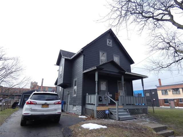 201 Hayward Avenue, Rochester, NY 14609 (MLS #R1253088) :: The CJ Lore Team | RE/MAX Hometown Choice
