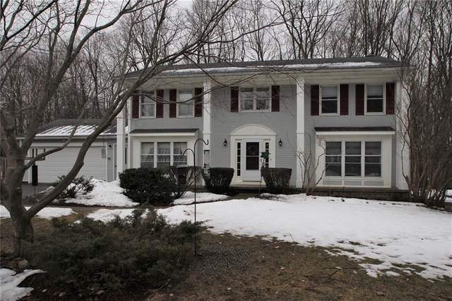63 Country Downs Circle, Perinton, NY 14450 (MLS #R1253294) :: The CJ Lore Team | RE/MAX Hometown Choice