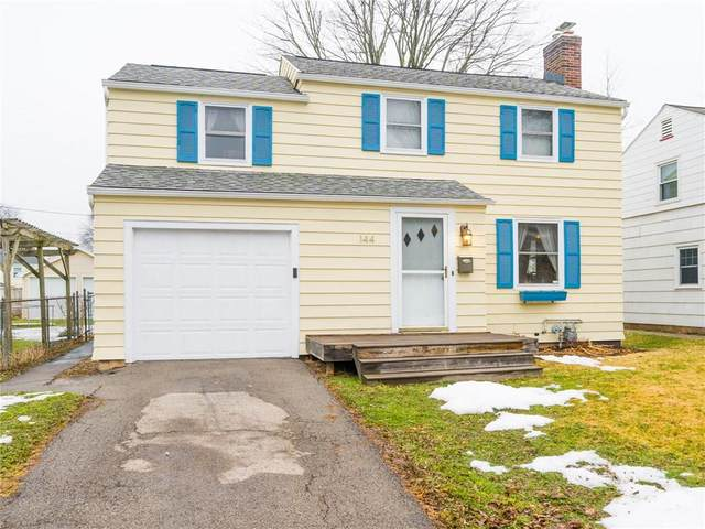 144 Elmerston Road, Rochester, NY 14620 (MLS #R1253308) :: BridgeView Real Estate Services