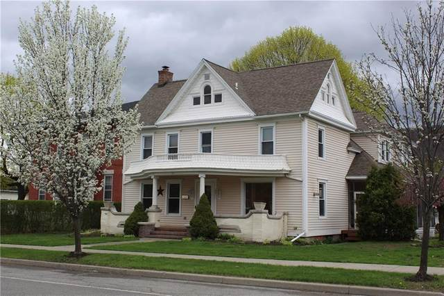 72 Main Street, North Dansville, NY 14437 (MLS #R1253411) :: Updegraff Group