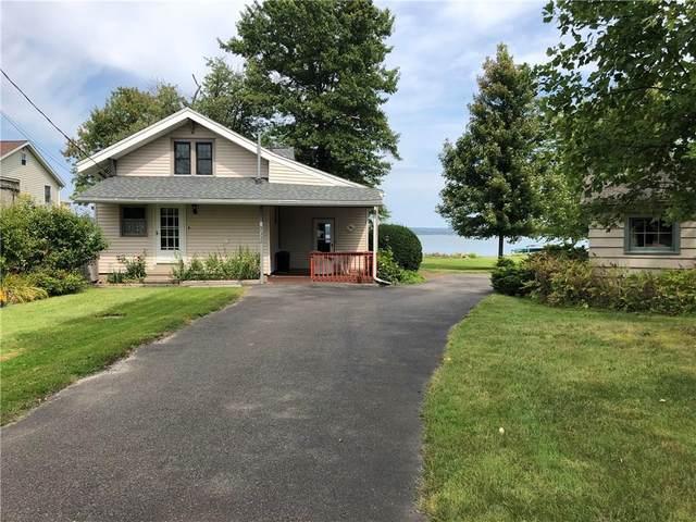 2332 W Lake Road, Busti, NY 14710 (MLS #R1253538) :: BridgeView Real Estate Services